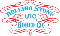 Rolling Stone Rodeo - Footer Logo