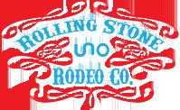 Rolling Stone Rodeo - Website Logo